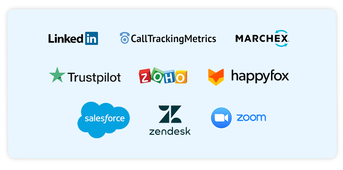 Social and Relationships MarTech Tools