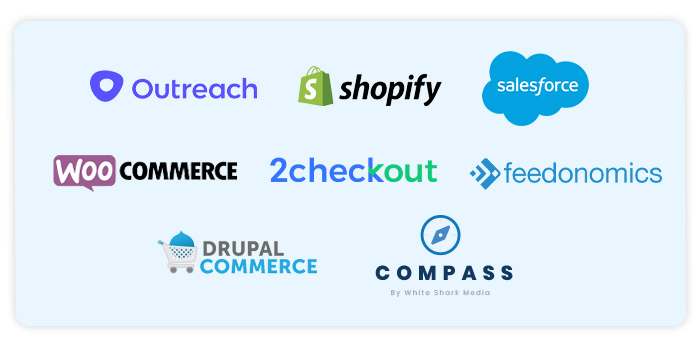 Commerce and Sales MarTech Tools